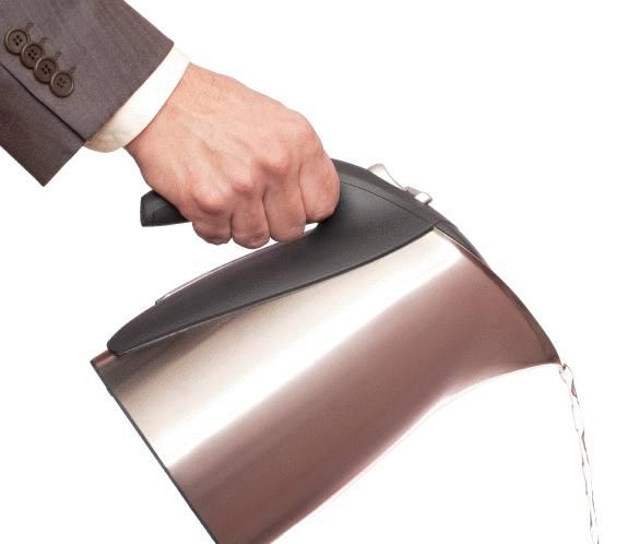 Detartrer une bouilloire tout pratique - Comment detartrer une bouilloire ...