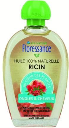 astuce beauté huile de ricin