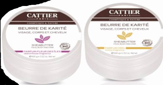 beurre de karité bio pas cher