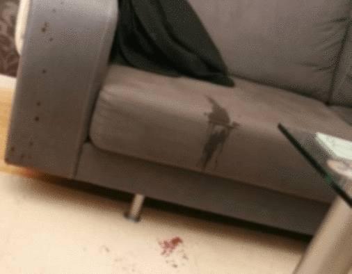 comment détacher un canapé tissu