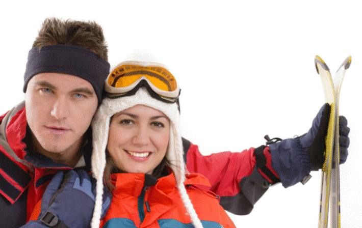 Nettoyer veste de ski blanche