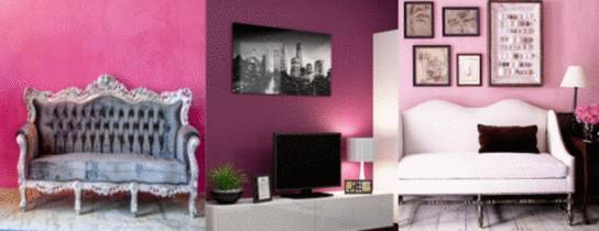 couleur tendance pour chambre et salon tout pratique. Black Bedroom Furniture Sets. Home Design Ideas