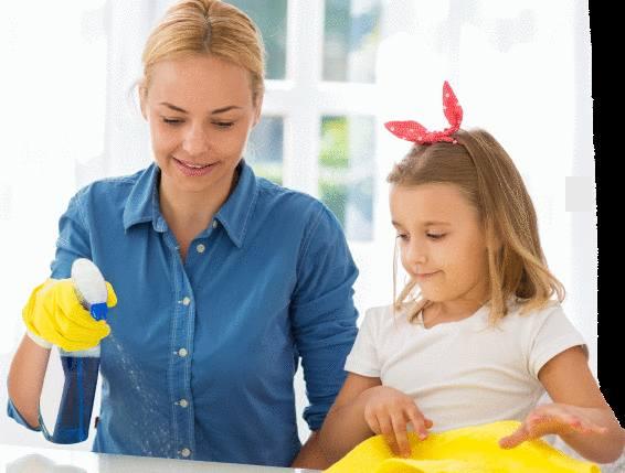 nettoyants naturels pour le grand ménage