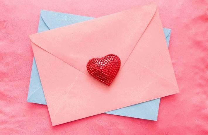 Ecrire une lettre d'amour