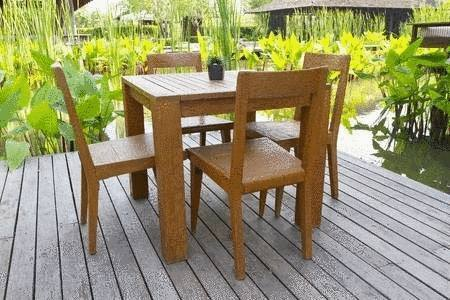 stunning nettoyer table de jardin en bois photos awesome interior home satellite. Black Bedroom Furniture Sets. Home Design Ideas