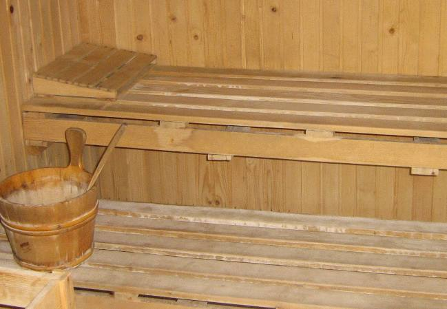sauna chez soi faire un sauna maison installer int rieur. Black Bedroom Furniture Sets. Home Design Ideas