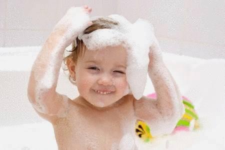 soin bébé et enfant sans sulfate