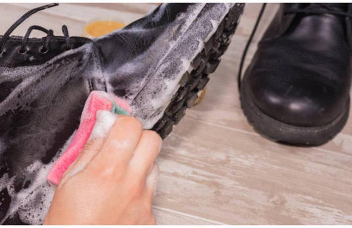 Nettoyer les bottes