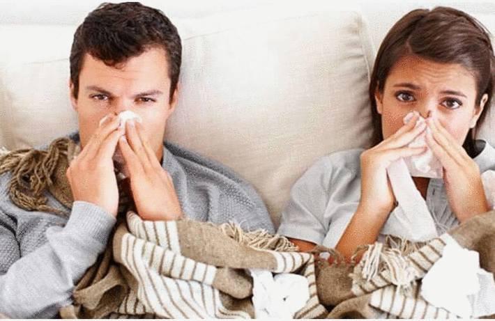 Rhume: nez bouché et qui coule