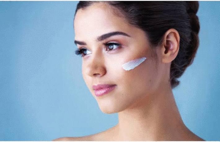 Hydrater la peau du visage