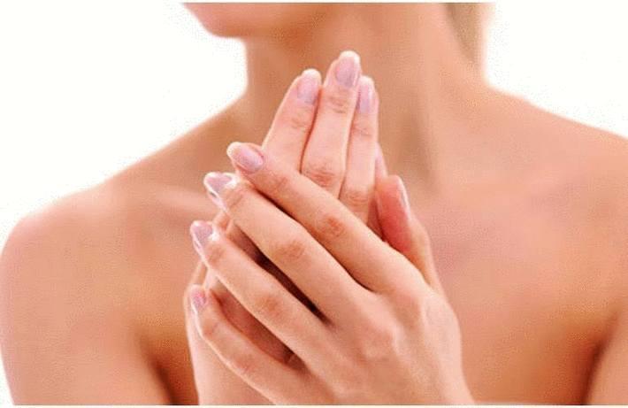 Les  mains : comment avoir de belles mains