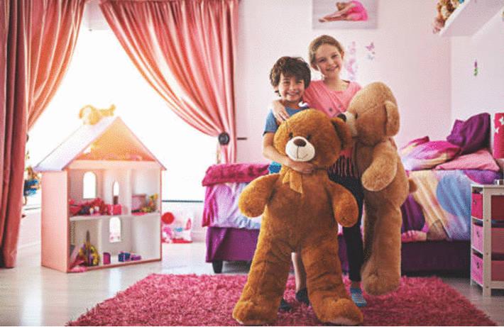 Aménager la chambre d'enfant