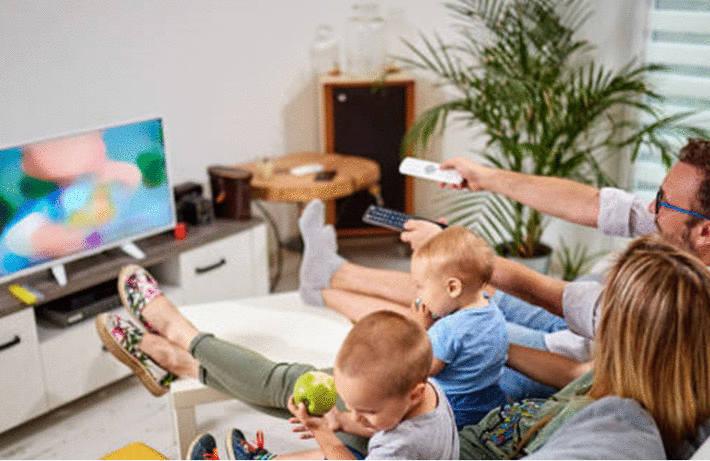 Aménager coin hi-fi et télé dans le séjour