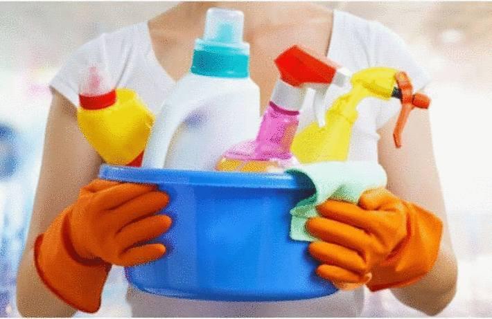 Produits de nettoyage et de détachage à avoir