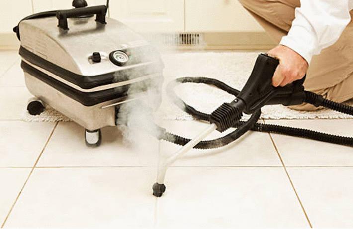 Nettoyage vapeur