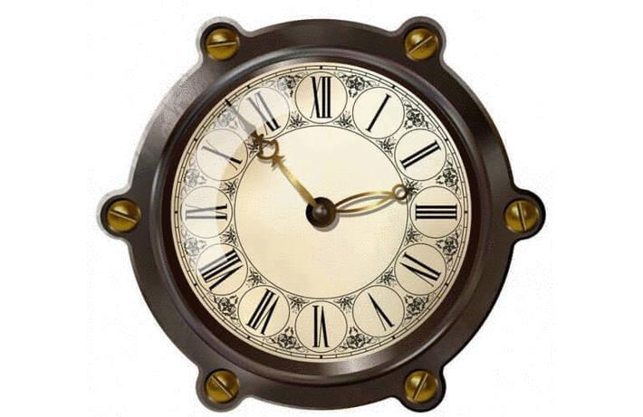 Nettoyer une horloge