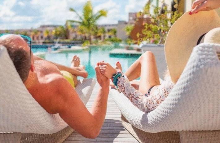 Vacances à  l'hôtel ou dans un village de vacances
