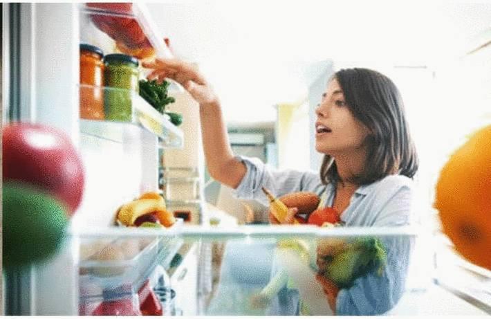 Ranger des aliments dans son frigo