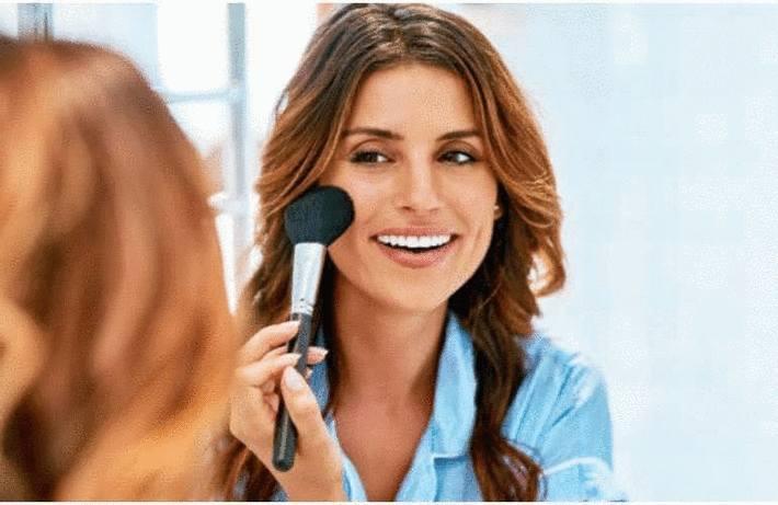 Problèmes de maquillage