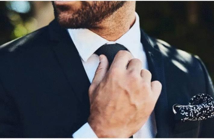 Nettoyer une cravate