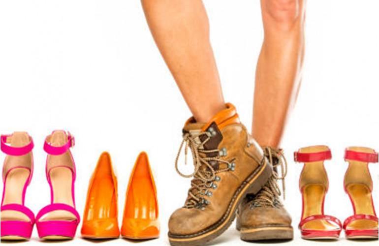 Nettoyage des chaussures en cuir gras ou glacé