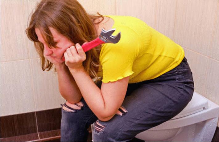 Réparer les WC