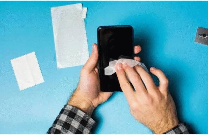 Nettoyer son smartphone