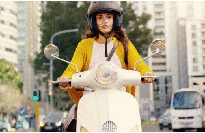 Entretien du scooter