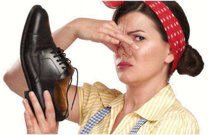 Odeur chaussures