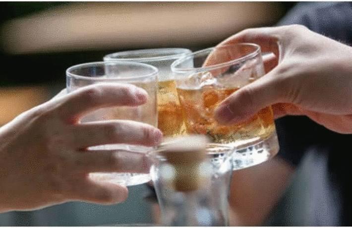 Tache de whisky