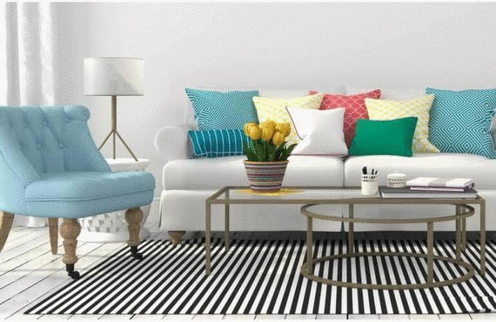 Idée déco salon : 10 astuces pour rénover son salon à petit prix