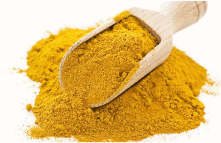 Tache de curry : comment enlever les taches de curry