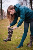 Nettoyage des bottes en plastique tout pratique - Enlever electricite statique vetement ...