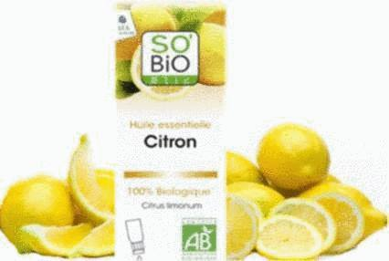 avantage citron sur la peau