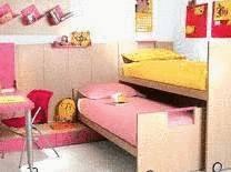 Am nager la chambre d 39 enfant tout pratique - Amenager une chambre pour 2 filles ...