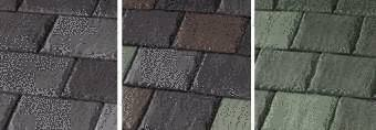 Entretien du toit en ardoise synth tique tout pratique - Comment nettoyer sa toiture sans monter sur le toit ...
