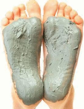 Argile verte un soin miraculeux pour la sant tout pratique - Soins des pieds maison ...