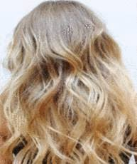 balayage - Coloration Blonde Sur Cheveux Chatain