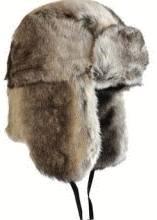 chapeau australien cuir kangourou