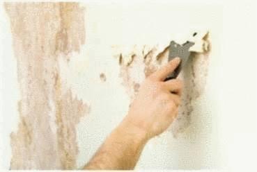 Décaper Peinture Mur