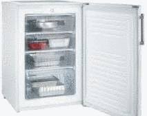 congelateur givre porte ouverte po le cuisine inox. Black Bedroom Furniture Sets. Home Design Ideas