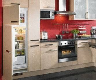 Installer une cuisine tout pratique for Installer un frigo encastrable
