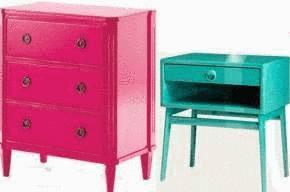Meubles laques for Laquer un meuble en bois