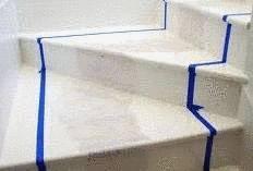 Peindre un escalier tout pratique for Peut on peindre sur un escalier vitrifie