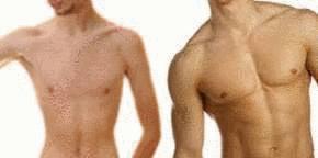 photo comment prendre du poids homme
