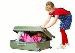 Faire une valise tout pratique - Comment ranger une valise ...