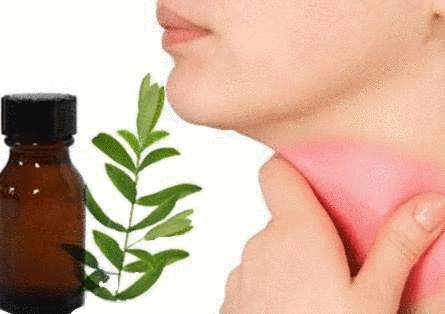 remède maux de gorges