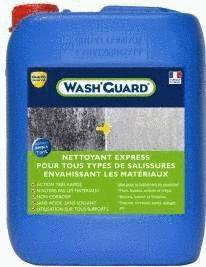 5   Nettoyer Au WashGuard