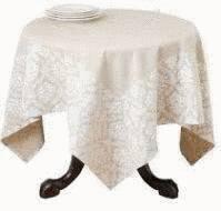 Nettoyer une nappe tout pratique - Comment enlever de la cire de bougie sur une nappe ...
