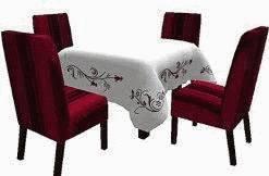 nettoyer une nappe tout pratique. Black Bedroom Furniture Sets. Home Design Ideas